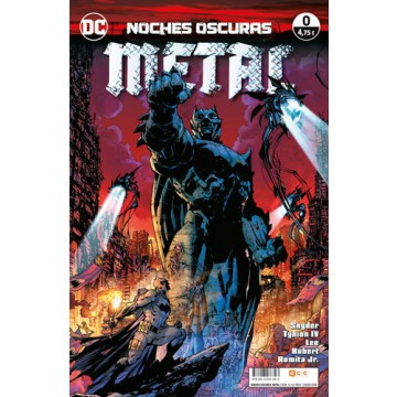 NOCHES OSCURAS: METAL 0
