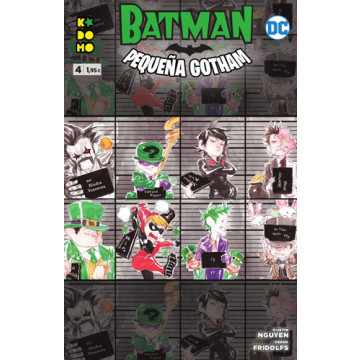 BATMAN: PEQUEÑA GOTHAM 04 (de 12)