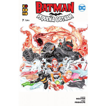 BATMAN: PEQUEÑA GOTHAM 07 (de 12)