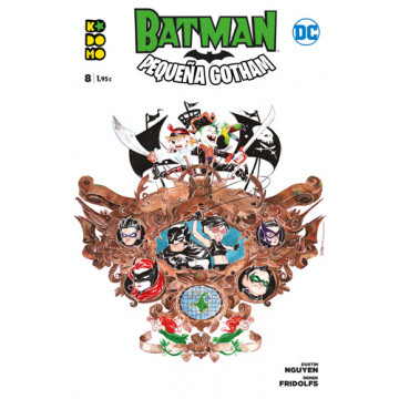BATMAN: PEQUEÑA GOTHAM 08 (de 12)