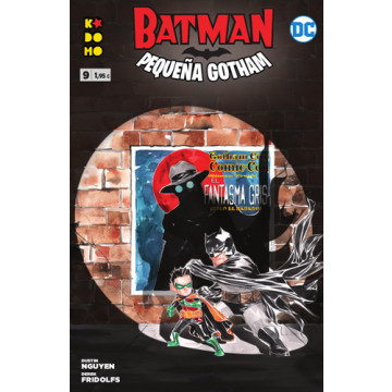 BATMAN: PEQUEÑA GOTHAM 09 (De 12)