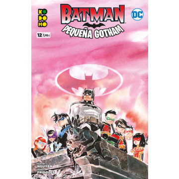 BATMAN: PEQUEÑA GOTHAM 12 (De 12)