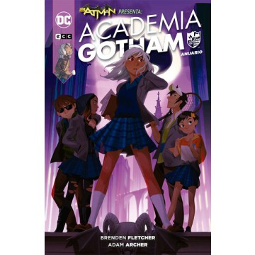 BATMAN PRESENTA: ACADEMIA GOTHAM - ANUARIO