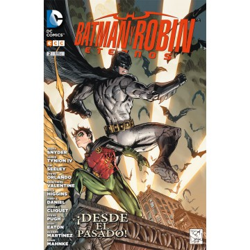 BATMAN Y ROBIN ETERNOS 02