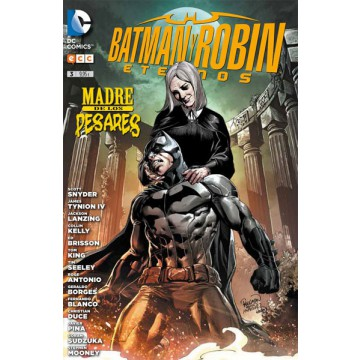 BATMAN Y ROBIN ETERNOS 03