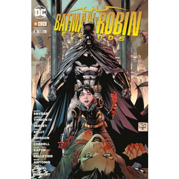 BATMAN Y ROBIN ETERNOS 05