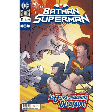 BATMAN / SUPERMAN 11