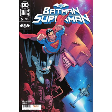 BATMAN / SUPERMAN 06