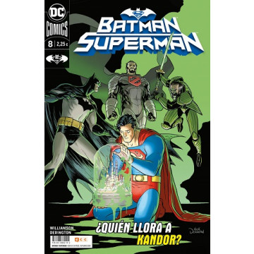 BATMAN / SUPERMAN 08