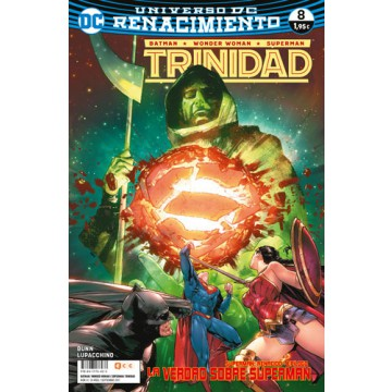 BATMAN/SUPERMAN/WONDER WOMAN: TRINIDAD 08 (Renacimiento)