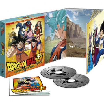BLURAY DRAGON BALL SUPER BOX 07: LA SAGA DEL TORNEO DEL PODER (77 A 90)