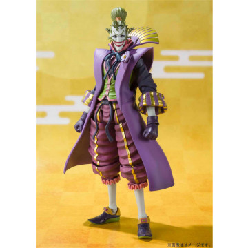 FIGURA THE JOKER DEMON KING OF THE SIXTH HEAVEN (BATMAN NINJA) - S.H.FIGUARTS
