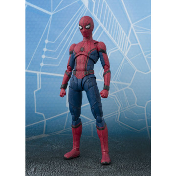 FIGURA SPIDER-MAN & TAMASHII ACT WALL (SPIEDR-MAN HOMECOMING) - S.H.FIGUARTS