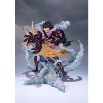 FIGURA MONKEY D LUFFY GEAR 4 LEO BAZOOKA (ONE PIECE) - FIGUARTS ZERO
