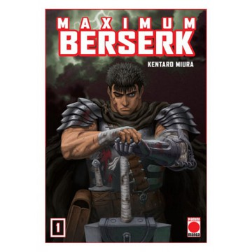 BERSERK (ED. MAXIMUM) Nº 01