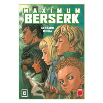 BERSERK (ED. MAXIMUM) Nº 12