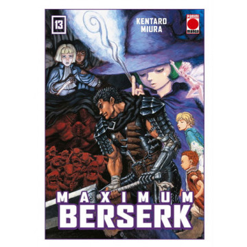 BERSERK (ED. MAXIMUM) Nº 13