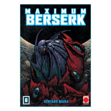 BERSERK (ED. MAXIMUM) Nº 06