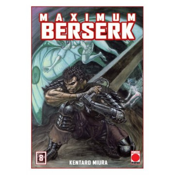 BERSERK (ED. MAXIMUM) Nº 08