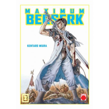 BERSERK (ED. MAXIMUM) Nº 02