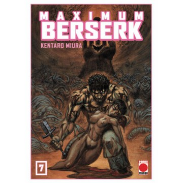 BERSERK (ED. MAXIMUM) Nº 07