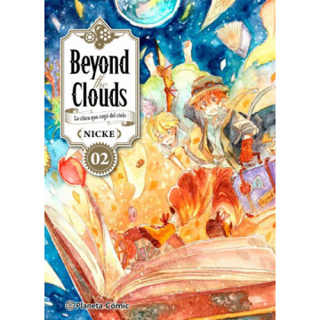 BEYOND THE CLOUDS 02: LA CHICA QUE CAYO DEL CIELO