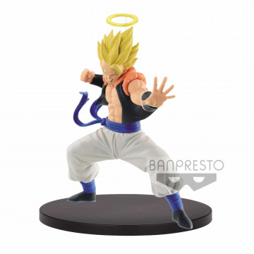 FIGURA GOGETA (DRAGON BALL) - WORLD COLOSSEUM