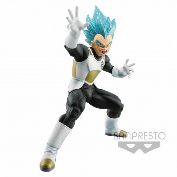FIGURA VEGETA (DRAGON BALL HEROES) - BANPRESTO