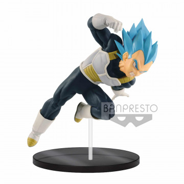 FIGURA SUPER SAIYAN GOD VEGETA (DRAGON BALL SUPER BROLY) - ULTIMATE SOLDIERS