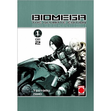 BIOMEGA. THE ULTIMATE EDITION 01 (de 02)