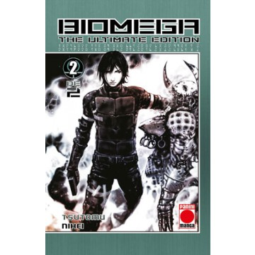 BIOMEGA. THE ULTIMATE EDITION 02 (de 02)