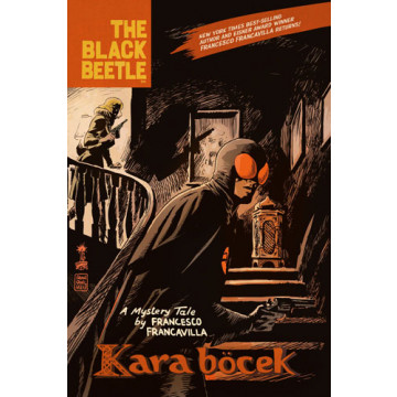 THE BLACK BEETLE: KARA BOCEK
