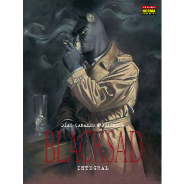 BLACKSAD INTEGRAL (Ed. en català ) Vol. 1 a 5.