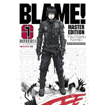 BLAME! MASTER EDITION 01