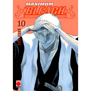 BLEACH (ED. MAXIMUM) Nº 10
