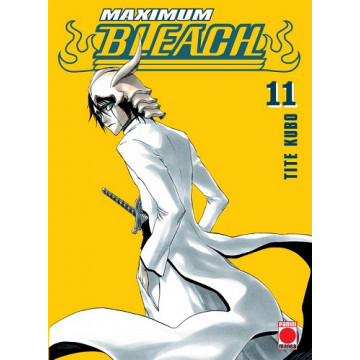 BLEACH (ED. MAXIMUM) Nº 11