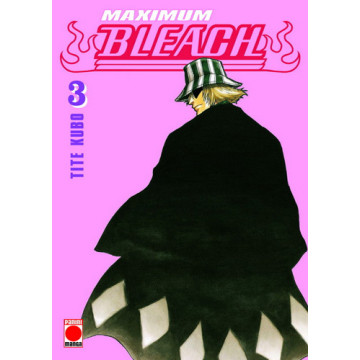 BLEACH (ED. MAXIMUM) Nº 03