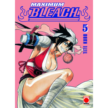 BLEACH (ED. MAXIMUM) Nº 05