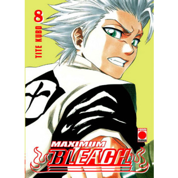 BLEACH (ED. MAXIMUM) Nº 08