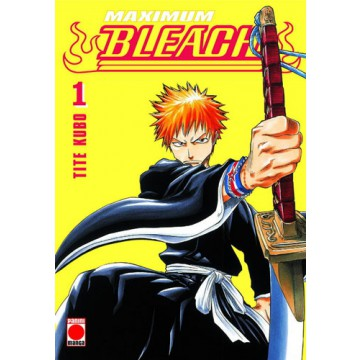 BLEACH (ED. MAXIMUM) Nº 01