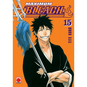 BLEACH (ED. MAXIMUM) Nº 15