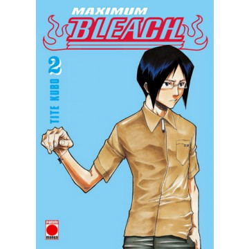 BLEACH (ED. MAXIMUM) Nº 02