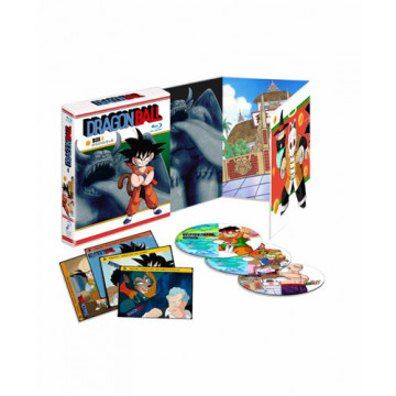 BLURAY DRAGON BALL BOX 4 (EPISODIOS 69 AL 88)