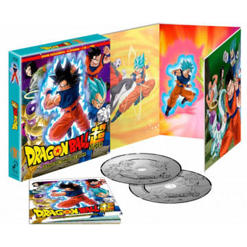 BLURAY DRAGON BALL SUPER BOX 09: LA SAGA DEL TORNEO DEL PODER (105 A 118)
