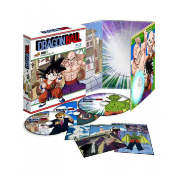 BLURAY DRAGON BALL - BOX 5