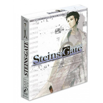 BLURAY STEINS;GATE (PARTE 1: EPISODIOS 1 A 12)