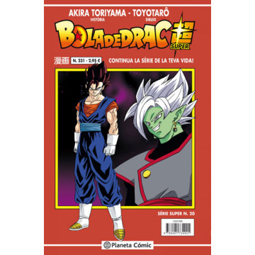 DRAGON BALL SUPER 20 (SERIE ROJA Nº 231)