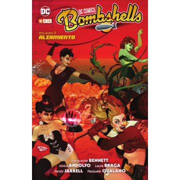 BOMBSHELLS 03: ALZAMIENTO