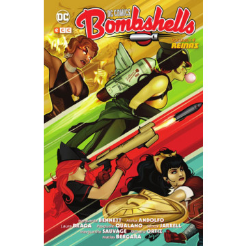 BOMBSHELLS 04: REINAS