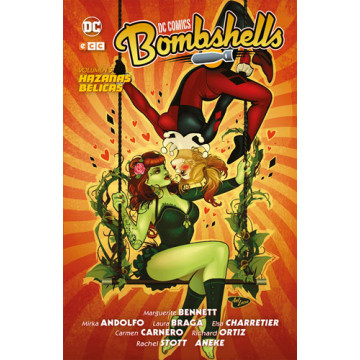 BOMBSHELLS 05: HAZAÑAS BÉLICAS